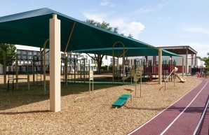 Playground Shade Covering
